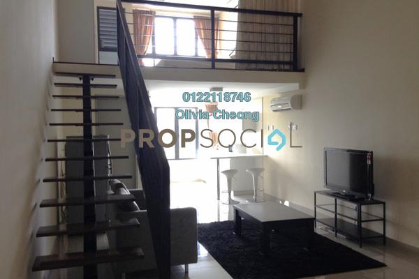 SoHo/Studio For Rent in Subang SoHo, Subang Jaya Freehold Fully Furnished 1R/1B 1.7k