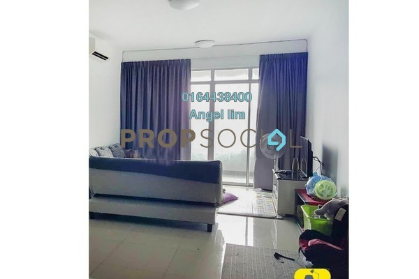 Condominium For Rent in Kiara Residence, Bukit Jalil Freehold Fully Furnished 4R/3B 1.7k