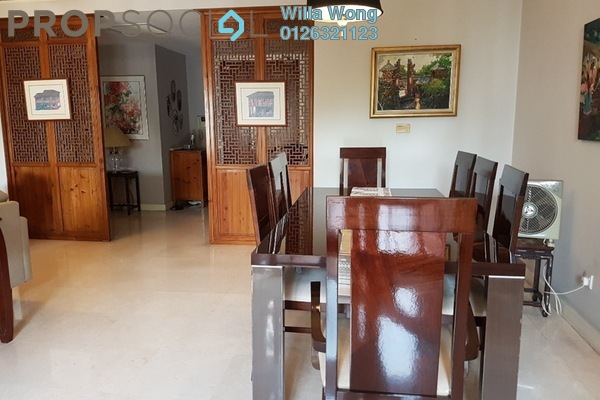 Condominium For Sale in Hampshire Park, KLCC Freehold Semi Furnished 2R/2B 1.7m