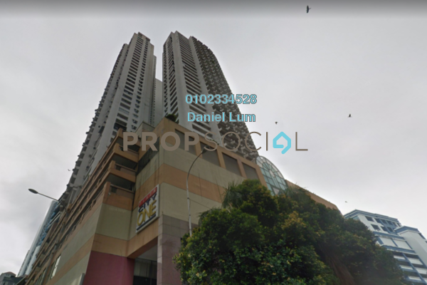 For Sale Condominium at Menara City One, Dang Wangi Freehold Unfurnished 3R/2B 450k