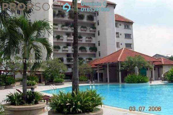 Condominium For Sale in Damansara Villa, Damansara Heights Freehold Semi Furnished 3R/3B 11m