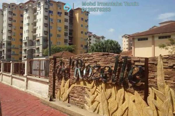 Condominium For Sale in De Rozelle, Kota Damansara Freehold Semi Furnished 3R/2B 415k