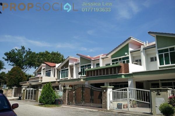 Terrace For Sale in PU1, Bandar Puchong Utama Freehold Unfurnished 4R/3B 830k