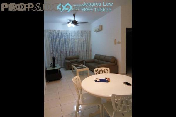 Condominium For Rent in Casa Tiara, Subang Jaya Freehold Fully Furnished 3R/2B 1.9k