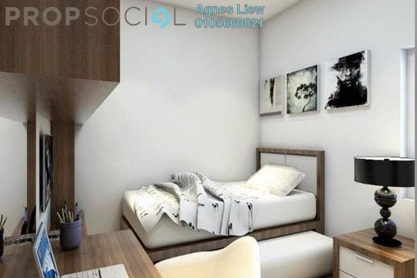 Condominium For Sale in Residensi Rampai II, Kuala Lumpur Freehold Semi Furnished 4R/2B 399k