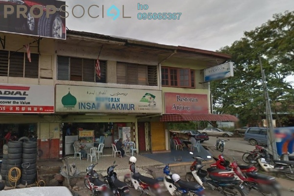 Shop For Rent in Kuantan Centre Point, Kuantan Freehold Unfurnished 0R/0B 3k