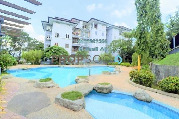 Condominium For Rent in Sri Lojing, Wangsa Maju Freehold Semi Furnished 3R/2B 2.1k