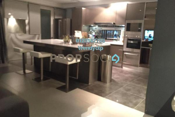Condominium For Sale in Hampshire Park, KLCC Freehold Semi Furnished 2R/2B 2.08m
