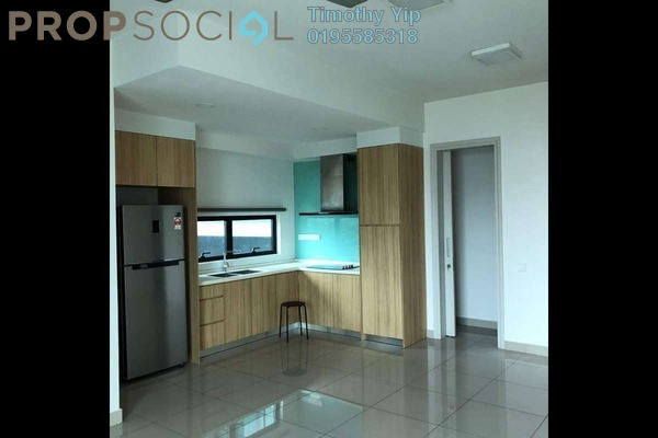 Condominium For Rent in The Leafz, Sungai Besi Freehold Semi Furnished 3R/3B 2.35k