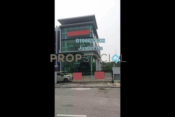 Factory For Rent in Bukit Kemuning Industrial Park, Kota Kemuning Freehold Semi Furnished 0R/0B 20k