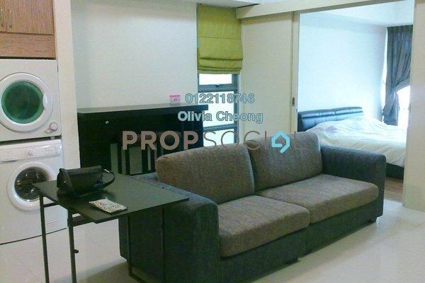 SoHo/Studio For Rent in Saujana Residency, Subang Jaya Freehold Fully Furnished 1R/1B 2.7k