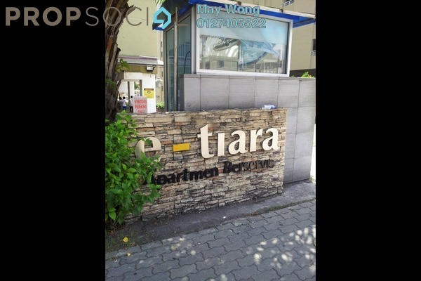Apartment For Sale in e-Tiara, Subang Jaya Freehold Fully Furnished 2R/1B 430k