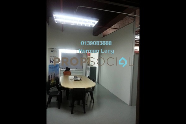 For Rent Office at Vertical Suites, Bangsar South Freehold Semi Furnished 0R/0B 6.5k