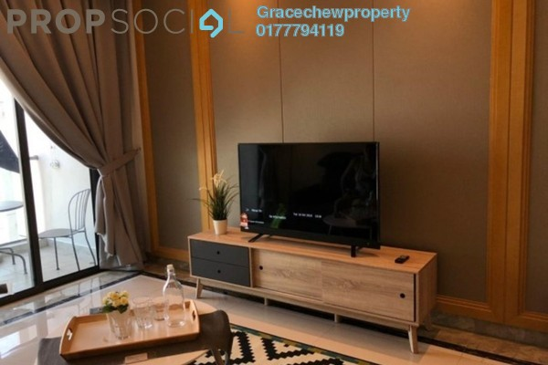 Serviced Residence For Rent in R&F Princess Cove, Johor Bahru Freehold Fully Furnished 2R/1B 2.68k