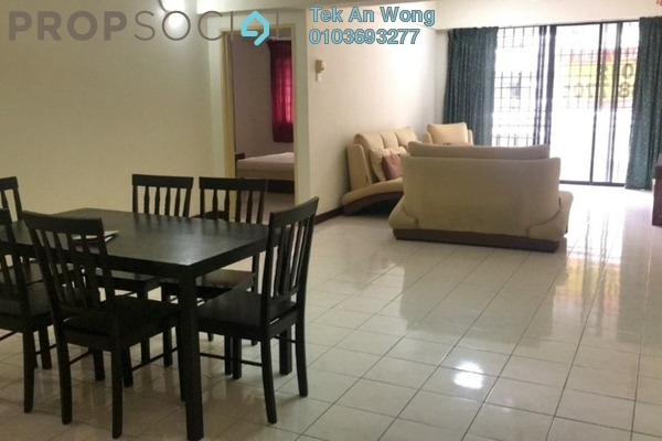 Condominium For Rent in Vista Komanwel, Bukit Jalil Freehold Fully Furnished 4R/2B 1.8k