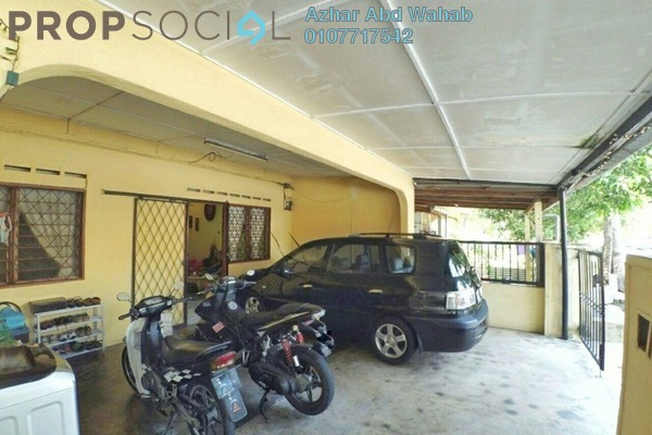 Terrace For Sale in Taman Dato Hormat, Bandar Sunway Freehold Semi Furnished 3R/2B 400k