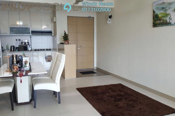 Condominium For Sale in Savanna 1, Bukit Jalil Freehold Fully Furnished 3R/2B 750k