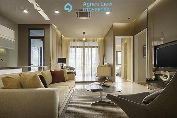 Condominium For Sale in Bennington Residences, Setapak Freehold semi_furnished 3R/2B 623k