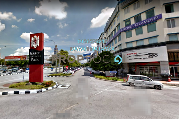 Shop For Sale in Fraser Business Park, Sungai Besi Freehold Unfurnished 12R/12B 7.5m