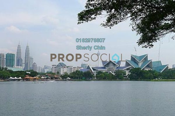 For Sale Land at Taman Tasik Titiwangsa, Titiwangsa Freehold Unfurnished 0R/0B 54.1m