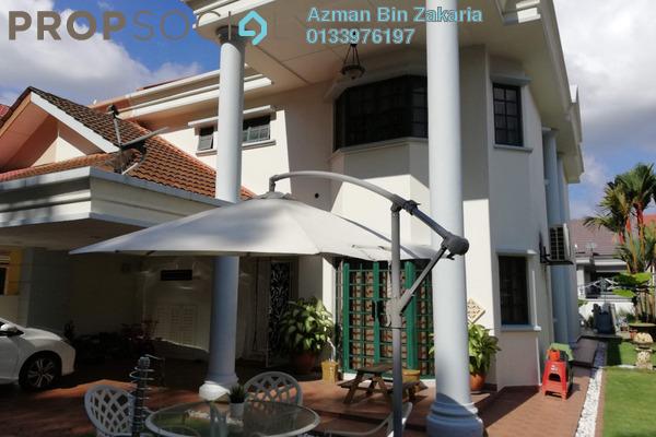 Semi-Detached For Sale in BRP 5, Bukit Rahman Putra Freehold Semi Furnished 4R/3B 1.35m