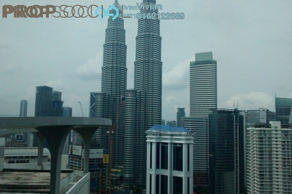 Condominium For Sale in Cendana, KLCC Freehold Semi Furnished 4R/5B 2.48m