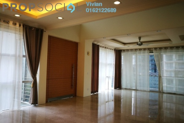 Condominium For Rent in Park Seven, KLCC Freehold Semi Furnished 5R/6B 16k