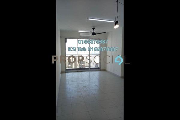 Apartment For Rent in Residensi Pandanmas 2, Pandan Indah Freehold Semi Furnished 3R/2B 1.2k