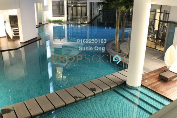 Condominium For Sale in Gallery U-Thant, Ampang Hilir Freehold Semi Furnished 3R/5B 4.58m