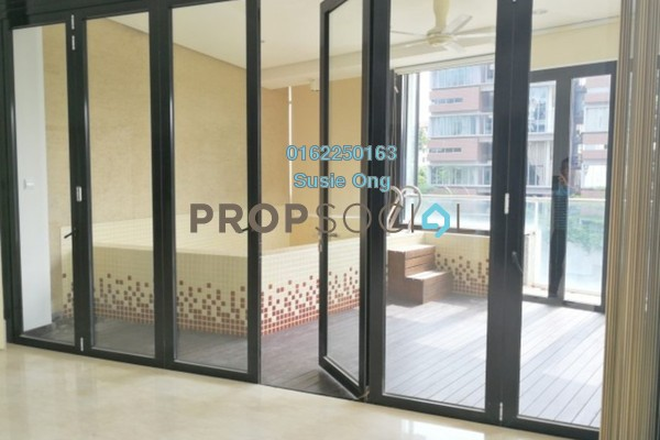 Condominium For Sale in Gallery U-Thant, Ampang Hilir Freehold Semi Furnished 3R/5B 3.58m
