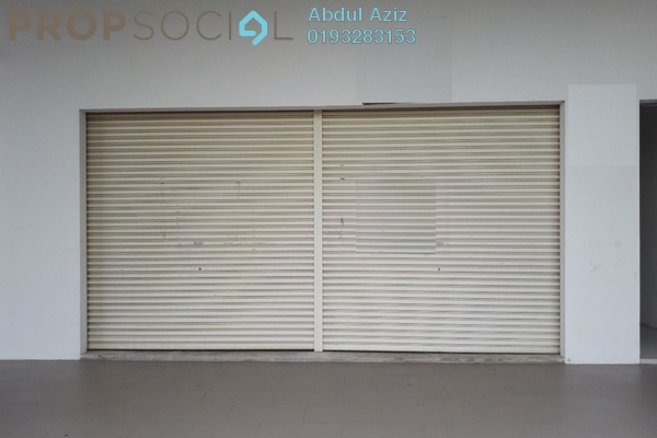 Shop For Rent in TTDI Adina, Shah Alam Freehold Unfurnished 0R/0B 2k