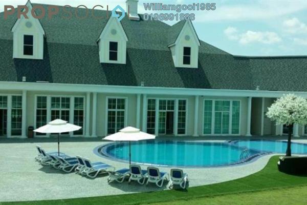For Sale Condominium at The Residence @ Kampar, Kampar Freehold Fully Furnished 3R/2B 265k