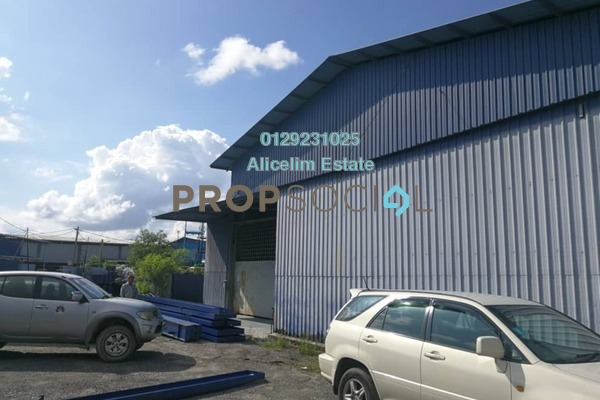 Factory For Rent in Bandar Country Homes, Rawang Freehold Unfurnished 0R/0B 7k