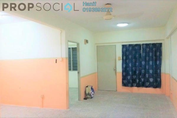 Apartment For Sale in Damai Apartment, Bandar Sunway Freehold Unfurnished 2R/1B 105k