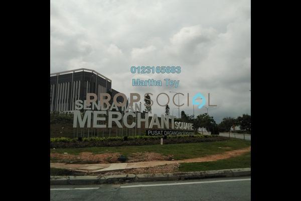 Shop For Sale in Sendayan Merchant Square, Bandar Sri Sendayan Freehold Unfurnished 0R/4B 1.3m