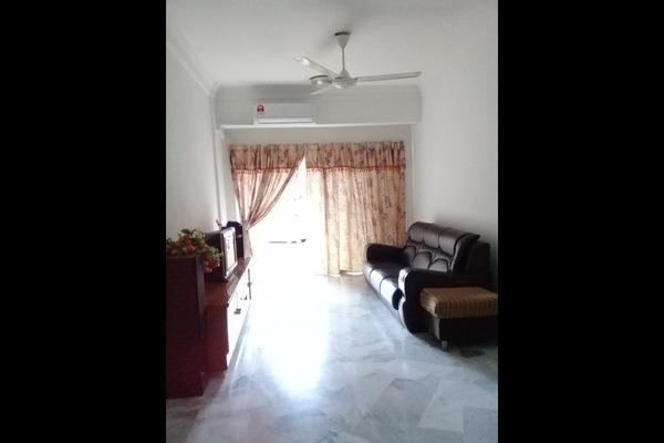 Condominium For Rent in Kestana Condominium, Bandar Menjalara Freehold Fully Furnished 3R/2B 1.4k