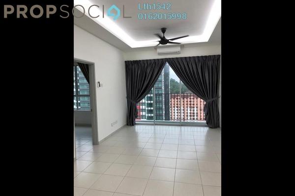 Condominium For Rent in The Zizz, Damansara Damai Freehold Semi Furnished 3R/2B 1.4k