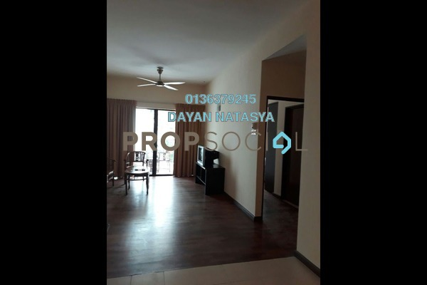 Serviced Residence For Sale in Caribbean Bay Resort, Gambang Freehold Semi Furnished 2R/2B 180k