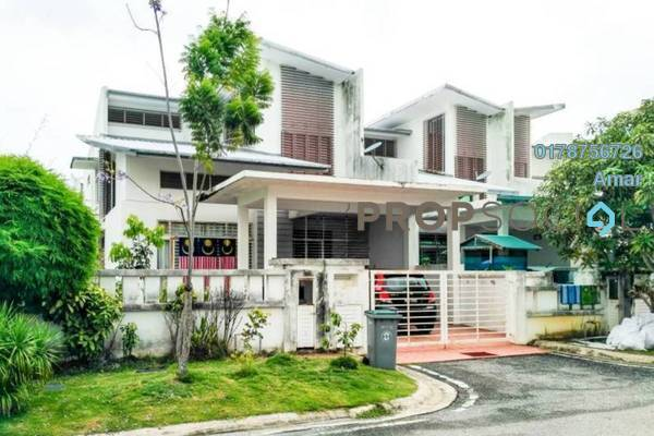Terrace For Rent in Timur 5, Bandar Enstek Freehold fully_furnished 4R/4B 1.7k