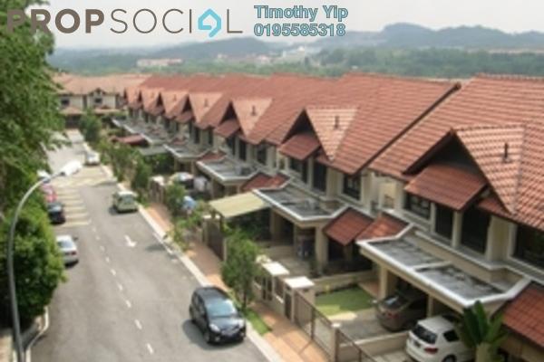 Terrace For Sale in Damai Jasa, Alam Damai Freehold Semi Furnished 4R/4B 795k