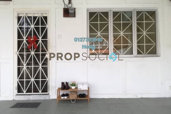 Terrace For Rent in USJ 14, UEP Subang Jaya Freehold Unfurnished 4R/3B 1.7k