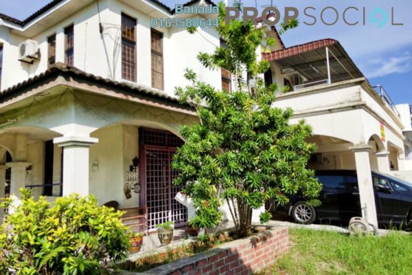 Terrace For Sale in Taman Desa Cemerlang, Ulu Tiram Leasehold Semi Furnished 4R/3B 650k