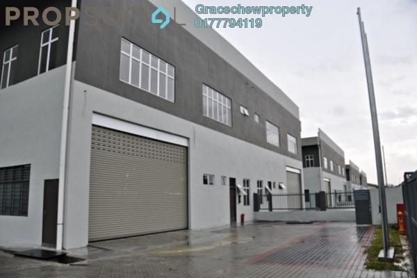 Factory For Rent in Senai Industrial Park, Senai Freehold Unfurnished 0R/0B 4.2k