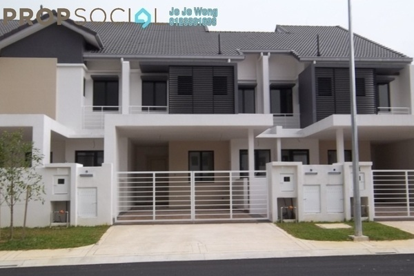 Terrace For Rent in Clover Park, Denai Alam Freehold Fully Furnished 4R/4B 2.3k