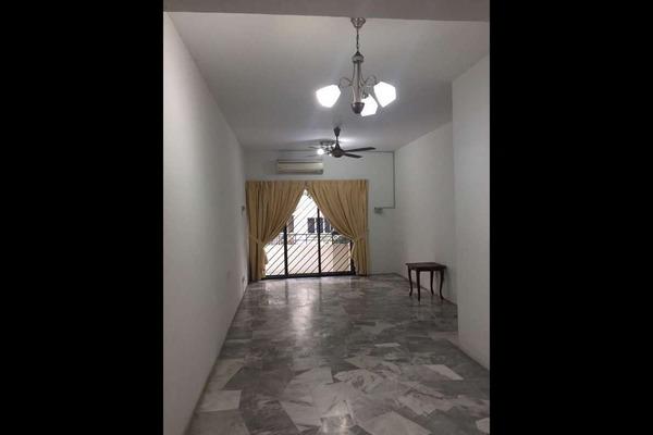 For Rent Condominium at Bukit Gembira, Kuchai Lama Freehold Semi Furnished 3R/2B 1.3k