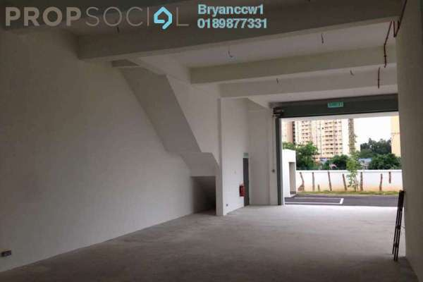 Factory For Rent in Sinar Puchong Technology Park, Puchong Freehold Unfurnished 0R/0B 23k