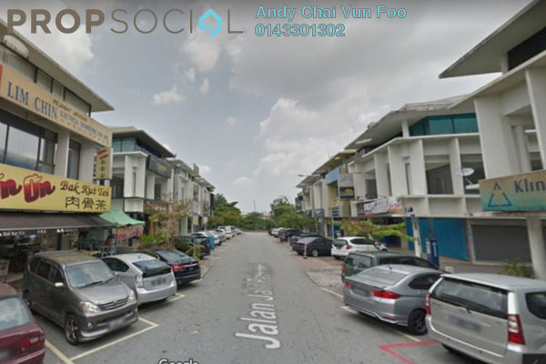 Shop For Sale in Aked Esplanad, Bukit Jalil Freehold Semi Furnished 0R/0B 3.2m