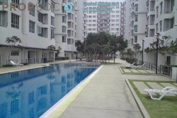 Serviced Residence For Rent in Casa Tiara, Subang Jaya Freehold Unfurnished 3R/2B 1.3k