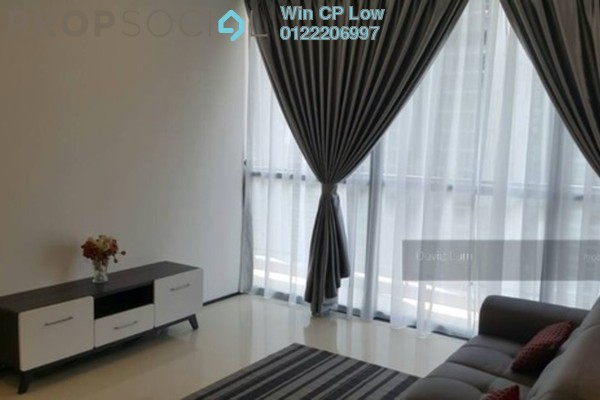 Condominium For Rent in The Fennel, Sentul Freehold Semi Furnished 3R/3B 2.2k