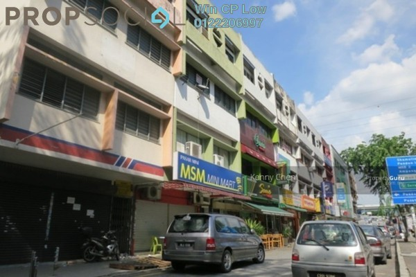Shop For Rent in Taman Maluri, Cheras Freehold Unfurnished 1R/1B 3.8k